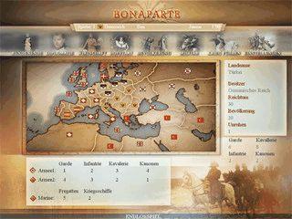 Strategie-Spiel zu Zeiten der französischen Revolution.