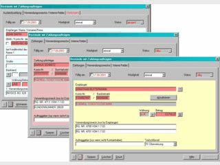 Homebanking Software zur Online Kontoführung.