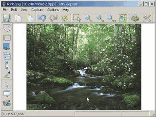 Screenshots vom Desktop, freien Bereichen und mehrseitigen Dokumenten.
