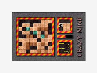 Bilden Sie Quadrate oder Rechtecke aus 9 Einzelsteinen.