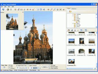 Vielseitiges Tool zum Umgang mit Ihren digitalen Bildern.
