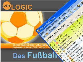 Software zur Verwaltung und Auswertung der Fußball-Bundesliga