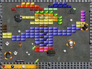 Arkanoid Clone mit Level-Editor und schönem Level-Design