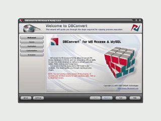 Konvertierung zwischen MySQL- und Microsoft Access-Datenbanken