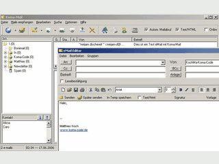 eMail Client der ohne Installation funktioniert.