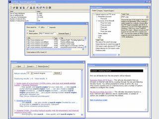 Suchmaschine für Ihre Webseiten, CD-Rom Projekte usw.