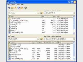 Macintosh Datenträger mit dem Windows PC lesen und schreiben.