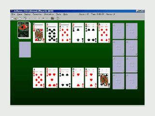 Umfangreiche Kartenspiel-Sammlung mit Ratgeber und Rückgängig Funktion