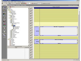 Zeiterfassung, Projekt- Mitarbeiterplanung, Controlling, Urlaubsverwaltung