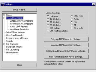 Proxy, Email-, HTTP- und Gateway-Server für beliebig viele Benutzer.