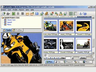 Tool zur Suche und automatisierten Download von Bildern aus dem Netz.