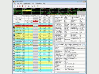Gelungene Kombination aus System-Information und Task-Manager.