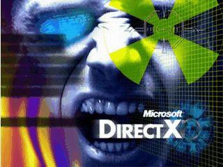 Microsoft DirectX für aktuelle und ältere Windows-Spiele.