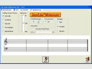 Gehörbildungssoftware für Musiker
