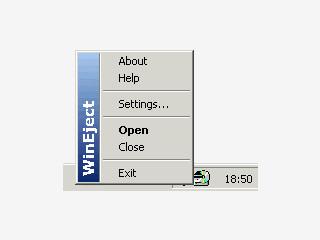 Bedienung des Eject-Knopfes von CD- und Zip-Laufwerken über SysTray