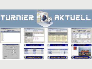 Informationssystem für Fußballturniere.