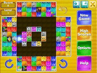 Nettes Denkspiel das ein wenig an das Spielprinzip von Tetris erinnert.