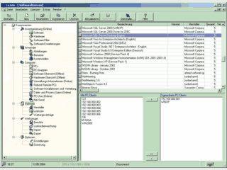 Lizenzmanagement und Inventarisierung von Soft- und Hardware