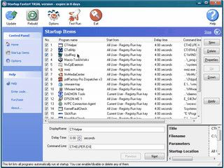 Verspricht einen schnelleren Windows-Start durch Optimierung