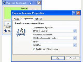 Ermöglicht die Tonübertragung auf alle PCs im LAN, ähnlich wie Internetradio