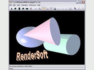 Software zum Erstellen von 3D Logos und Animationen.