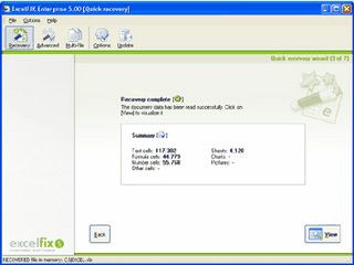 Software zur Reparatur von Excel Dateien aller Versionen.