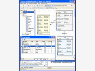 Visuelle Entwicklung von MySQL Datenbanken