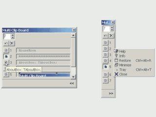Stellt Ihnen eine unlimitierte Anzahl von Zwischenablagen zur Verfügung.