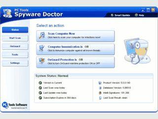 Tool zur Suche und Beseitigung von Adware und Spyware