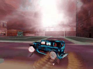 Racing Simulation die im Amerika der 30er Jahre spielt.