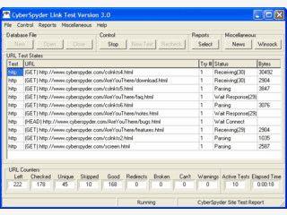 Mit diesem Programm können Sie alle Links eines Servers überprüfen.